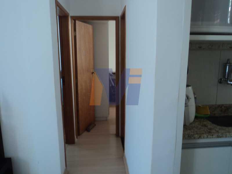 DSC01125 - Apartamento 2 quartos à venda Tomás Coelho, Rio de Janeiro - R$ 140.000 - PCAP20178 - 11