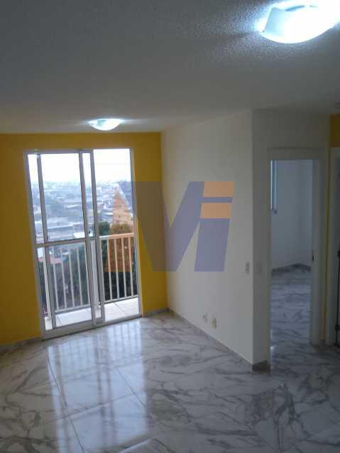DSC01343 - Apartamento primeira locação de 2 quartos - PCAP20201 - 3