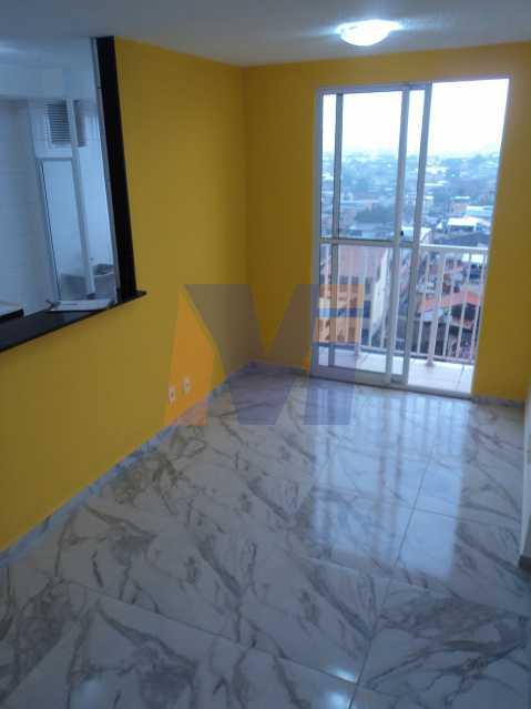 DSC01344 - Apartamento primeira locação de 2 quartos - PCAP20201 - 1