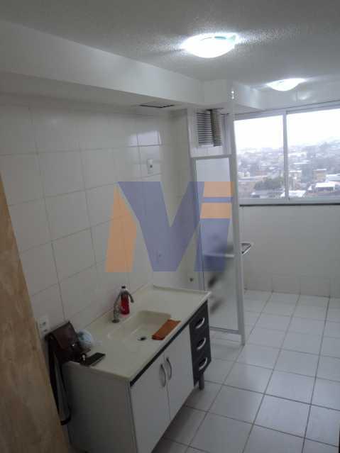 DSC01345 - Apartamento primeira locação de 2 quartos - PCAP20201 - 4