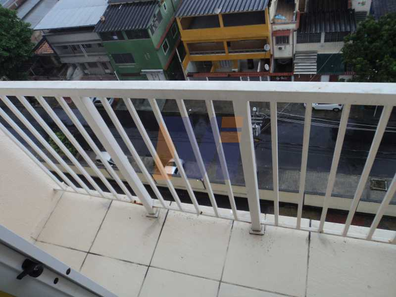 DSC01347 - Apartamento primeira locação de 2 quartos - PCAP20201 - 6
