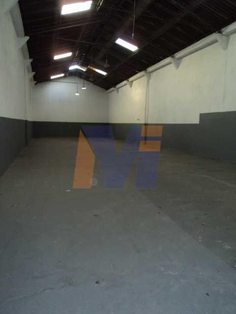 DSC00516 - Galpão 450m² para alugar Penha, Rio de Janeiro - R$ 4.500 - PCGA40002 - 1
