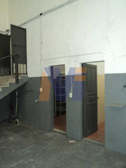 DSC00543 - Galpão 450m² para alugar Penha, Rio de Janeiro - R$ 4.500 - PCGA40002 - 4