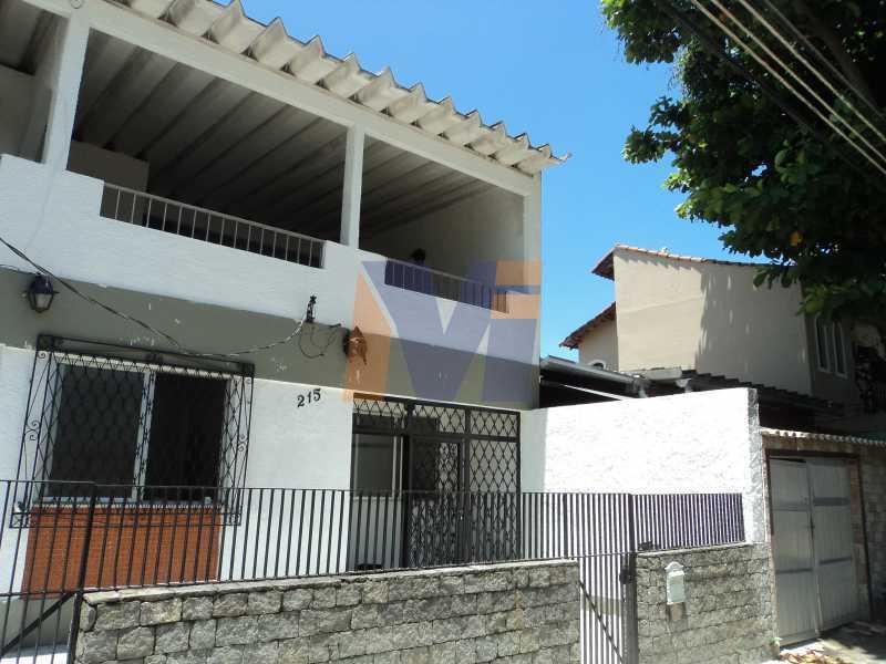 DSC01343 - Casa em Condomínio 4 Quartos Para Alugar Freguesia (Jacarepaguá), Rio de Janeiro - R$ 1.800 - PCCN40002 - 1