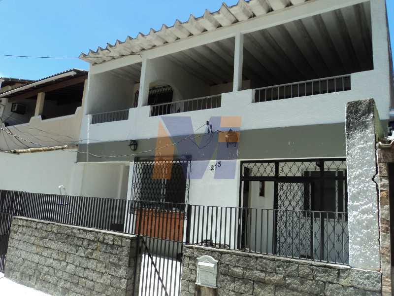 DSC01344 - Casa em Condomínio 4 Quartos Para Alugar Freguesia (Jacarepaguá), Rio de Janeiro - R$ 1.800 - PCCN40002 - 4