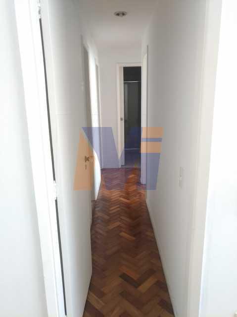 CORREDOR  - Apartamento 3 quartos para alugar Ipanema, Rio de Janeiro - R$ 3.700 - PCAP30052 - 5