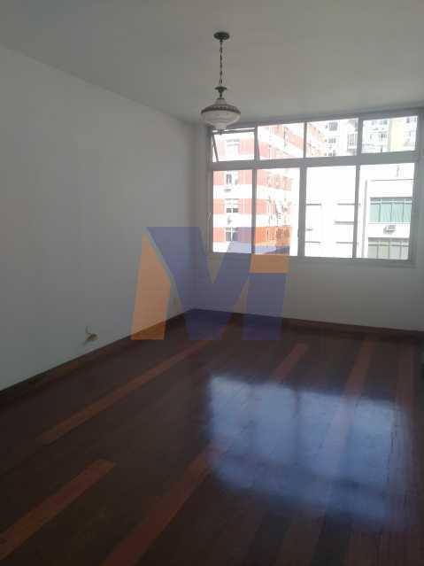 SALA AMPLA - Apartamento 3 quartos para alugar Ipanema, Rio de Janeiro - R$ 3.700 - PCAP30052 - 1