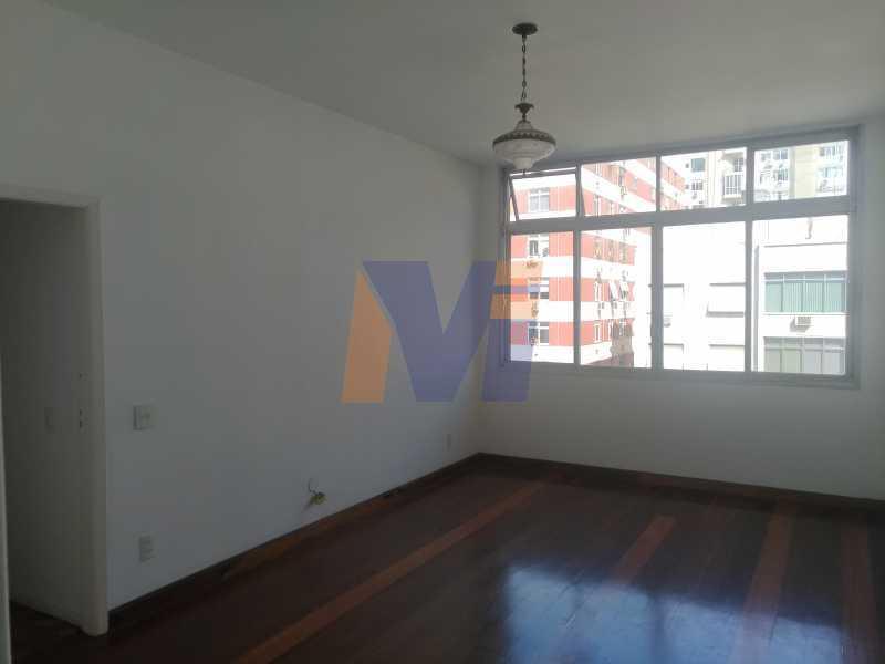 SALA JANELAS GRANDES - Apartamento 3 quartos para alugar Ipanema, Rio de Janeiro - R$ 3.700 - PCAP30052 - 3