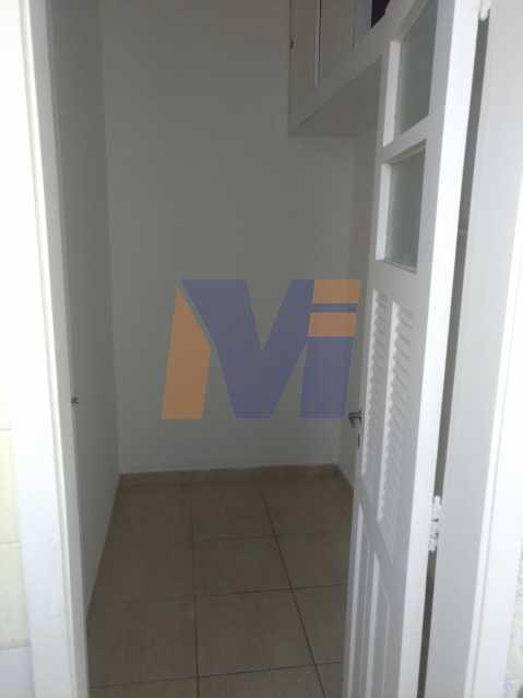 DEPENDENCIA EMPREGADA - Apartamento 3 quartos para alugar Ipanema, Rio de Janeiro - R$ 3.700 - PCAP30052 - 13