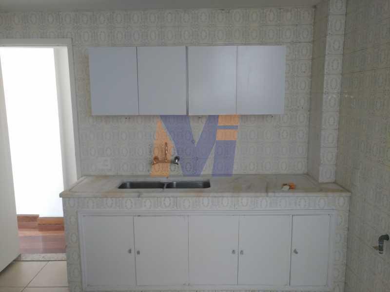 COZINHA COM ARMÁRIOS - Apartamento 3 quartos para alugar Ipanema, Rio de Janeiro - R$ 3.700 - PCAP30052 - 15