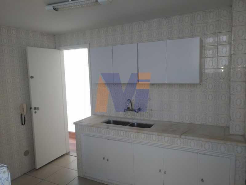 COZINHA BANCADA EM MÁRMORE - Apartamento 3 quartos para alugar Ipanema, Rio de Janeiro - R$ 3.700 - PCAP30052 - 16