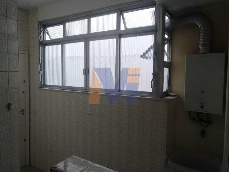 ÁREA DE SERVIÇO SEPARADA - Apartamento 3 quartos para alugar Ipanema, Rio de Janeiro - R$ 3.700 - PCAP30052 - 17