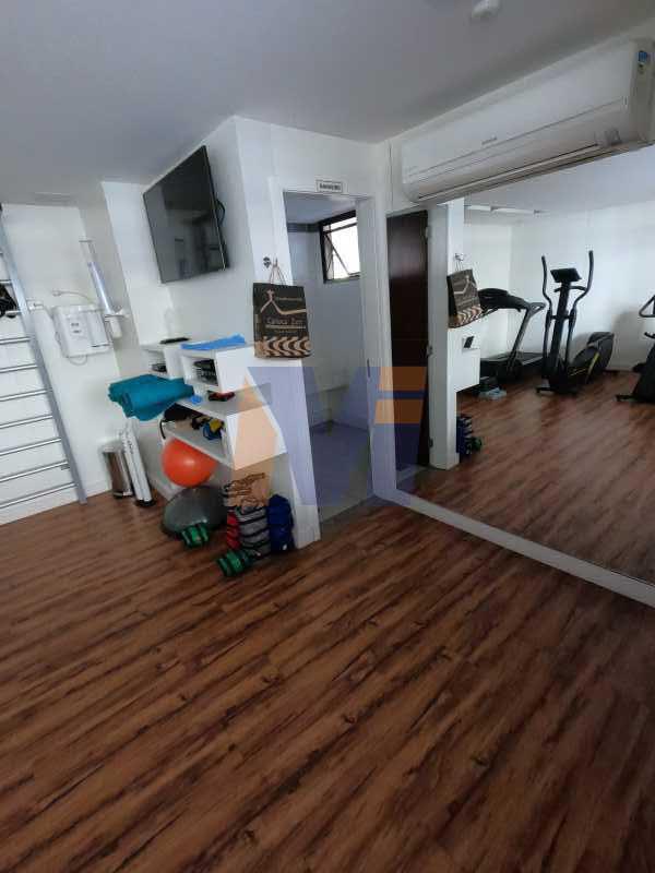 ACADEMIA - Apartamento 2 quartos à venda Jardim Botânico, Rio de Janeiro - R$ 1.150.000 - PCAP20223 - 6