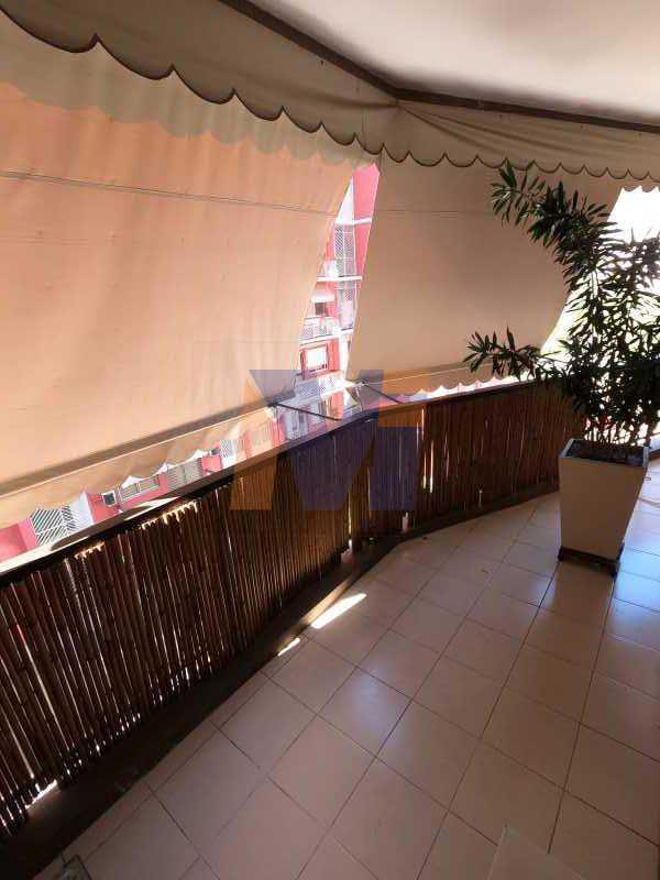 VARANDA - Apartamento 2 quartos à venda Jardim Botânico, Rio de Janeiro - R$ 1.150.000 - PCAP20223 - 9