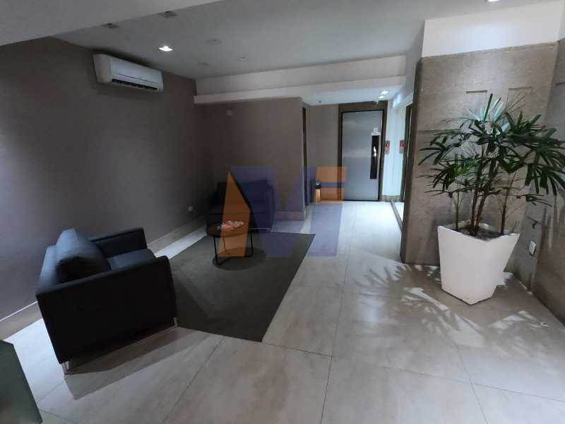 RECEPÇÃO DO PRÉDIO - Apartamento 2 quartos à venda Jardim Botânico, Rio de Janeiro - R$ 1.150.000 - PCAP20223 - 16