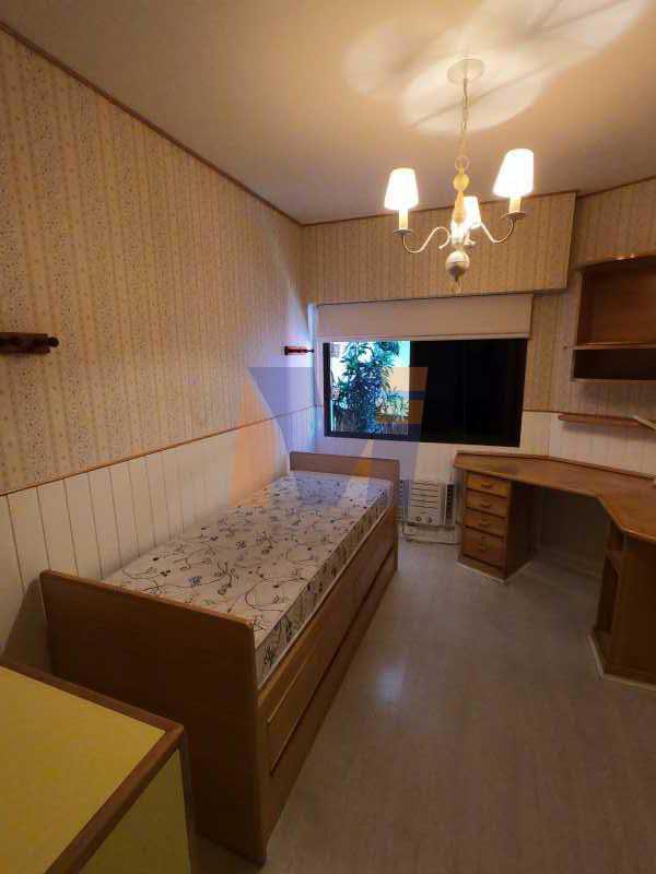 QUARTO SOLTEIRO - Apartamento 2 quartos à venda Jardim Botânico, Rio de Janeiro - R$ 1.150.000 - PCAP20223 - 21