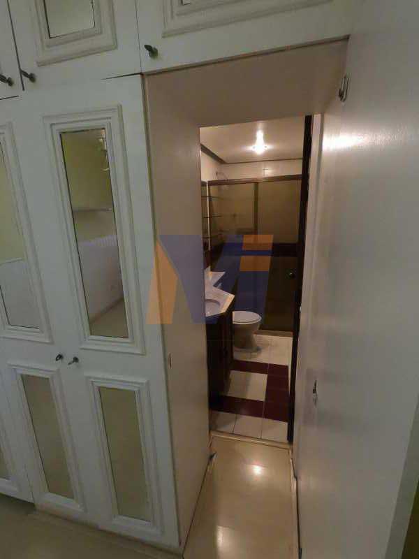 ARMÁRIO QUARTO CASAL - Apartamento 2 quartos à venda Jardim Botânico, Rio de Janeiro - R$ 1.150.000 - PCAP20223 - 23
