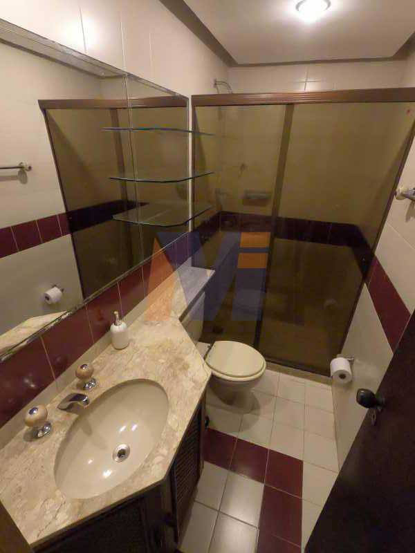 BANHEIRO SUITE - Apartamento 2 quartos à venda Jardim Botânico, Rio de Janeiro - R$ 1.150.000 - PCAP20223 - 24