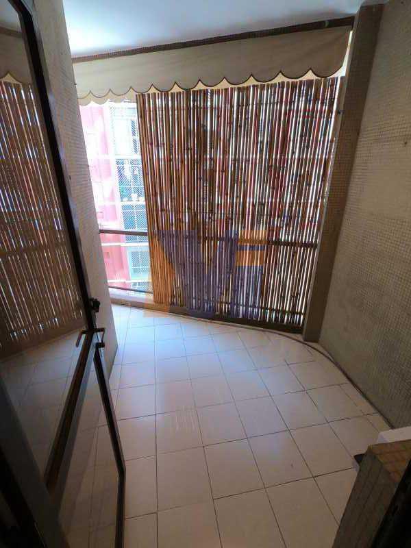 SAÍDA DA SUITE VARANDA - Apartamento 2 quartos à venda Jardim Botânico, Rio de Janeiro - R$ 1.150.000 - PCAP20223 - 26