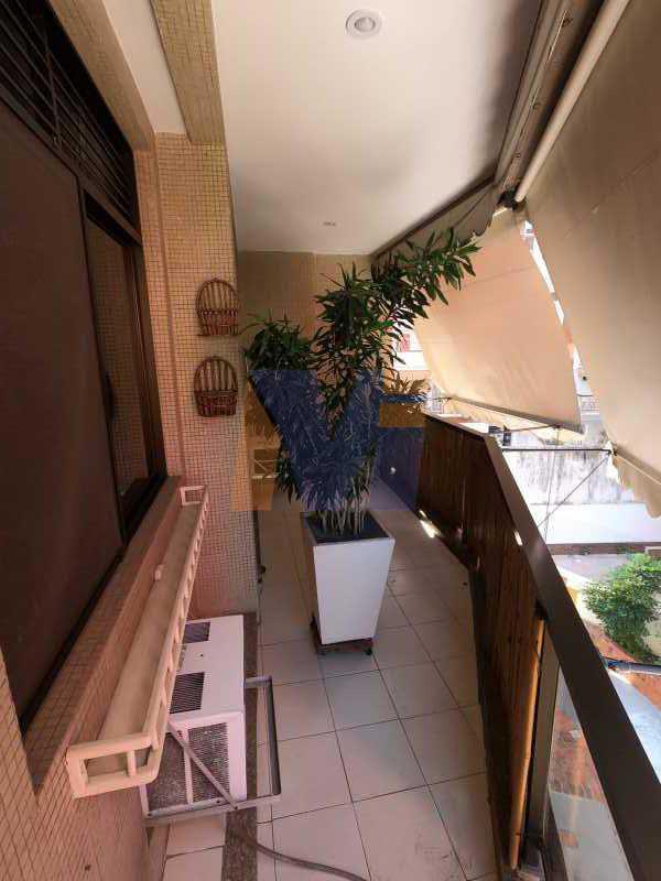 VARANDA - Apartamento 2 quartos à venda Jardim Botânico, Rio de Janeiro - R$ 1.150.000 - PCAP20223 - 28