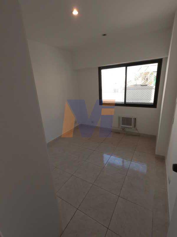 QUARTO  - Apartamento 3 quartos para alugar Jardim Botânico, Rio de Janeiro - R$ 3.500 - PCAP30059 - 12