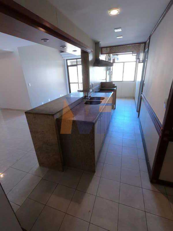 BANCADA DA COZINHA  - Apartamento 3 quartos para alugar Jardim Botânico, Rio de Janeiro - R$ 3.500 - PCAP30059 - 6