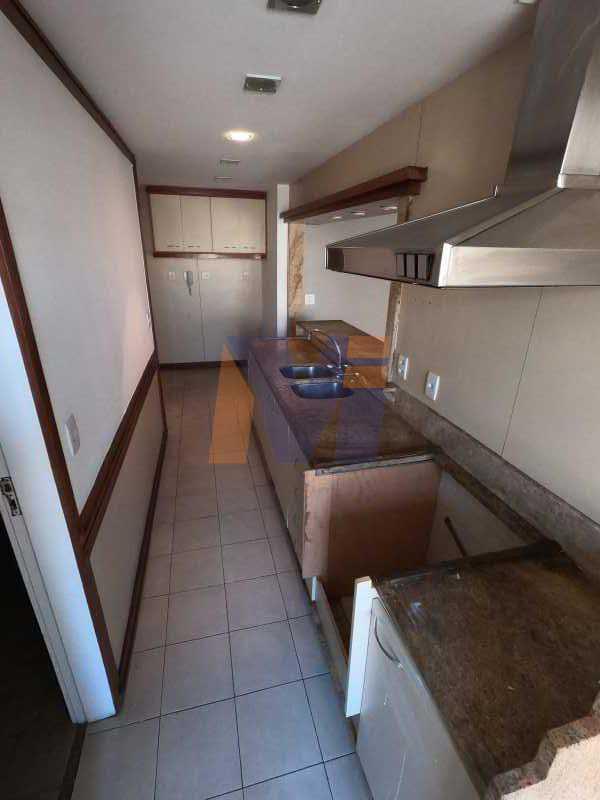COZINHA - Apartamento 3 quartos para alugar Jardim Botânico, Rio de Janeiro - R$ 3.500 - PCAP30059 - 8