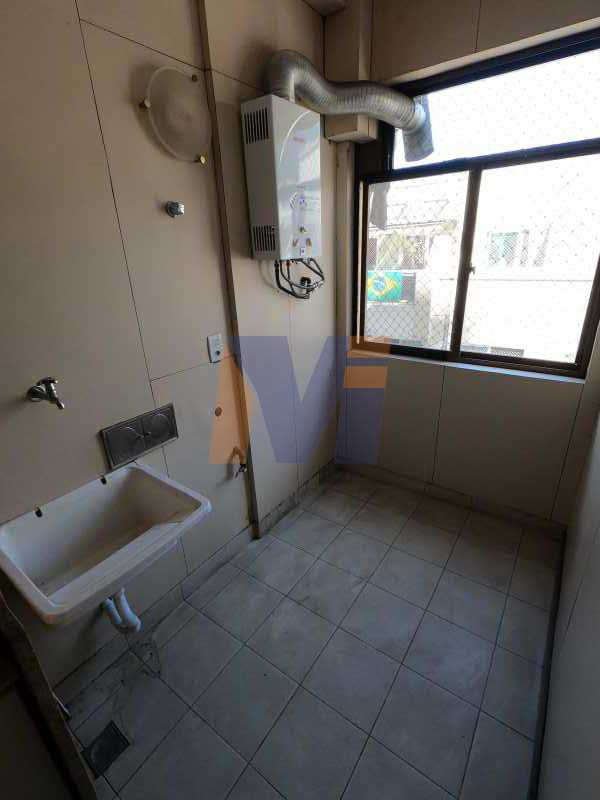 ÁREA  - Apartamento 3 quartos para alugar Jardim Botânico, Rio de Janeiro - R$ 3.500 - PCAP30059 - 9