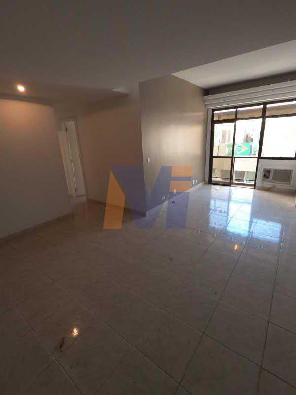 SALA EM DOIS AMBIENTES - Apartamento 3 quartos para alugar Jardim Botânico, Rio de Janeiro - R$ 3.500 - PCAP30059 - 1