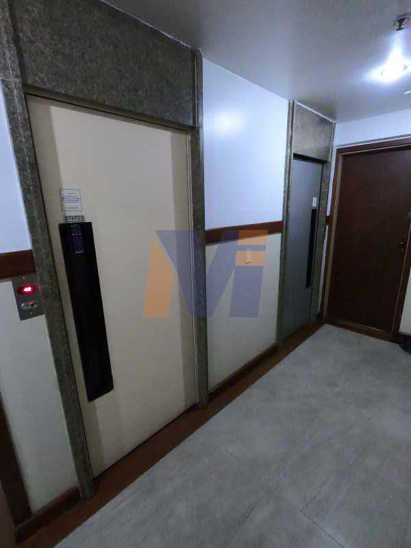 HALL DOS ELEVADORES  - Apartamento 3 quartos para alugar Jardim Botânico, Rio de Janeiro - R$ 3.500 - PCAP30059 - 23