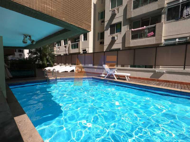 PISCINA - Apartamento 3 quartos para alugar Jardim Botânico, Rio de Janeiro - R$ 3.500 - PCAP30059 - 26