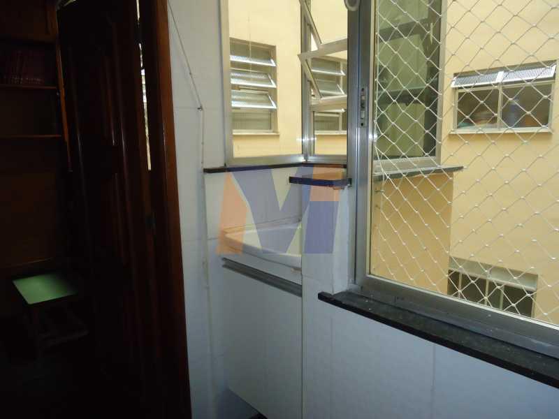DSC07361 - Apartamento 2 quartos para alugar Tijuca, Rio de Janeiro - R$ 1.700 - PCAP20230 - 8