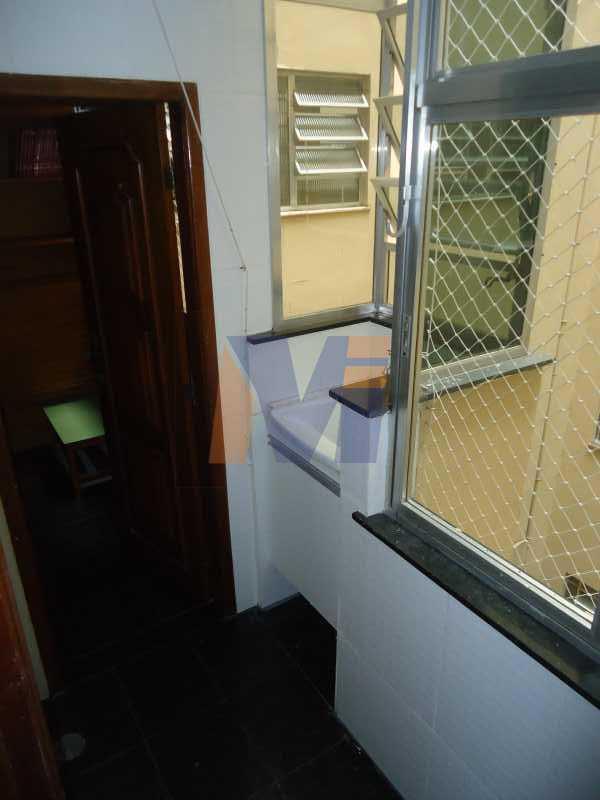 DSC07382 - Apartamento 2 quartos para alugar Tijuca, Rio de Janeiro - R$ 1.700 - PCAP20230 - 29
