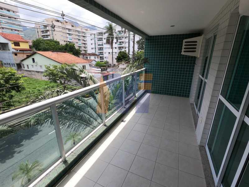 GOPR1653 - Apartamento 4 quartos à venda Freguesia (Jacarepaguá), Rio de Janeiro - R$ 1.195.000 - PCAP40012 - 3
