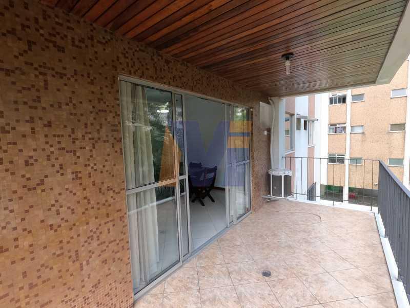 GOPR1836 - Apartamento 3 quartos à venda Tijuca, Rio de Janeiro - R$ 495.000 - PCAP30064 - 1