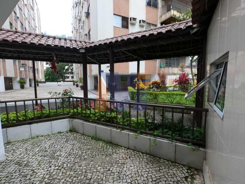 GOPR1869 - Apartamento 3 quartos à venda Tijuca, Rio de Janeiro - R$ 495.000 - PCAP30064 - 14