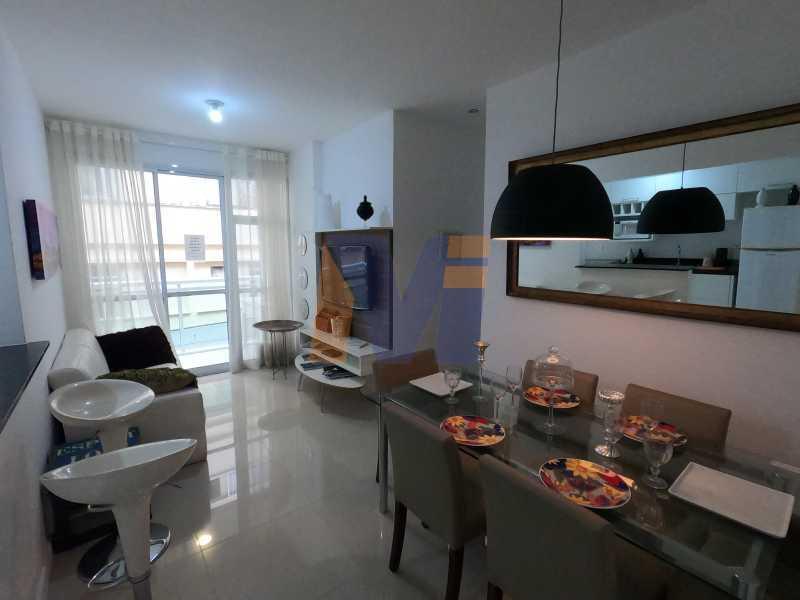 GOPR1922 - Apartamento à venda Vila Isabel, Rio de Janeiro - R$ 370.000 - PCAP00014 - 1