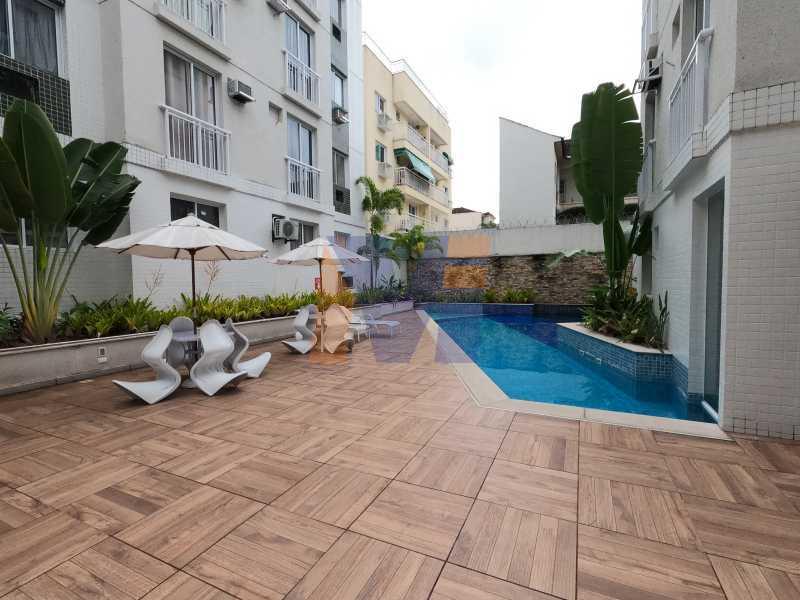GOPR1912 - Apartamento à venda Vila Isabel, Rio de Janeiro - R$ 370.000 - PCAP00014 - 17