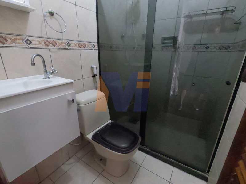 BANHEIRO - Apartamento 2 quartos à venda Cachambi, Rio de Janeiro - R$ 199.000 - PCAP20238 - 7