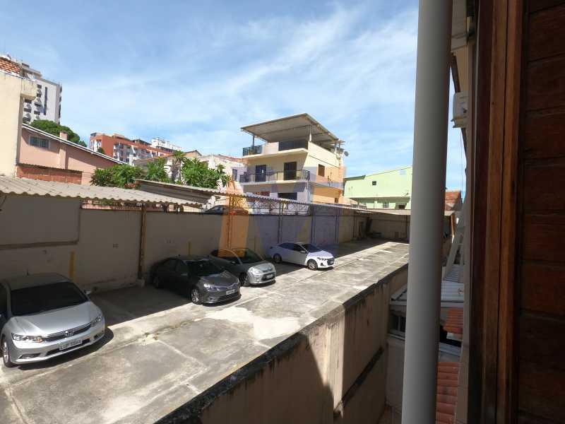 VISTA DA ÁREA DE SERVIÇO - Apartamento 2 quartos à venda Cachambi, Rio de Janeiro - R$ 199.000 - PCAP20238 - 9