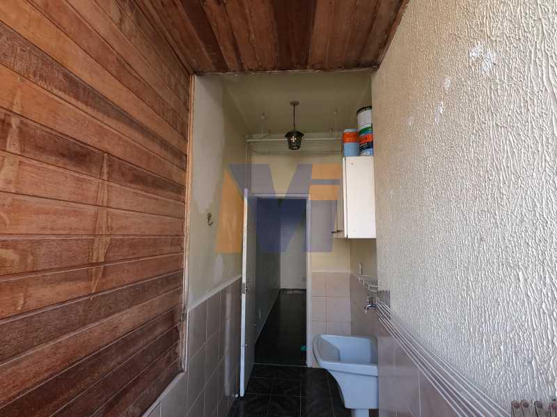 ÁREA SERVIÇO - Apartamento 2 quartos à venda Cachambi, Rio de Janeiro - R$ 199.000 - PCAP20238 - 14