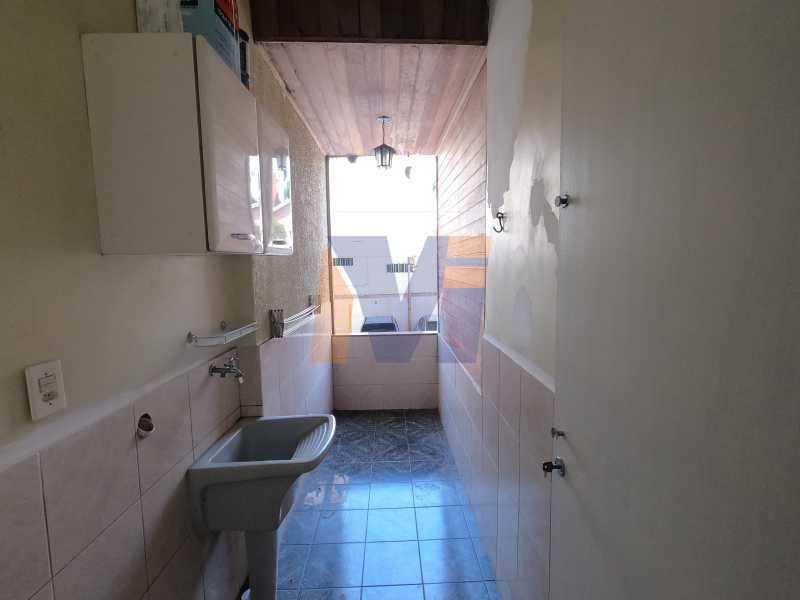ÁREA DE SERVIÇO - Apartamento 2 quartos à venda Cachambi, Rio de Janeiro - R$ 199.000 - PCAP20238 - 15