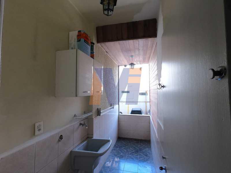 ÁREA DE SERVIÇO - Apartamento 2 quartos à venda Cachambi, Rio de Janeiro - R$ 199.000 - PCAP20238 - 19