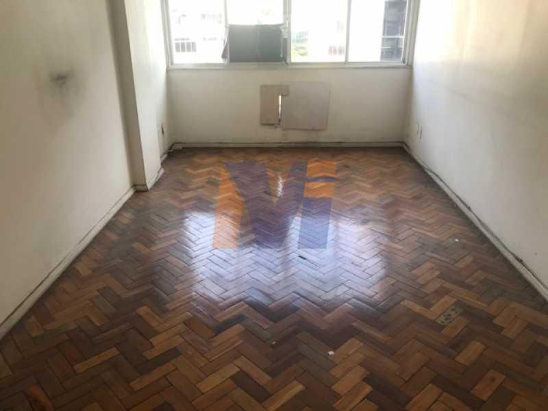 SALA AMPLA - Apartamento 2 quartos à venda Tijuca, Rio de Janeiro - R$ 480.000 - PCAP20239 - 4