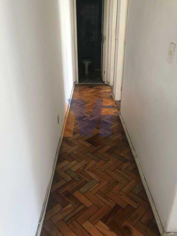CORREDOR  - Apartamento 2 quartos à venda Tijuca, Rio de Janeiro - R$ 480.000 - PCAP20239 - 6
