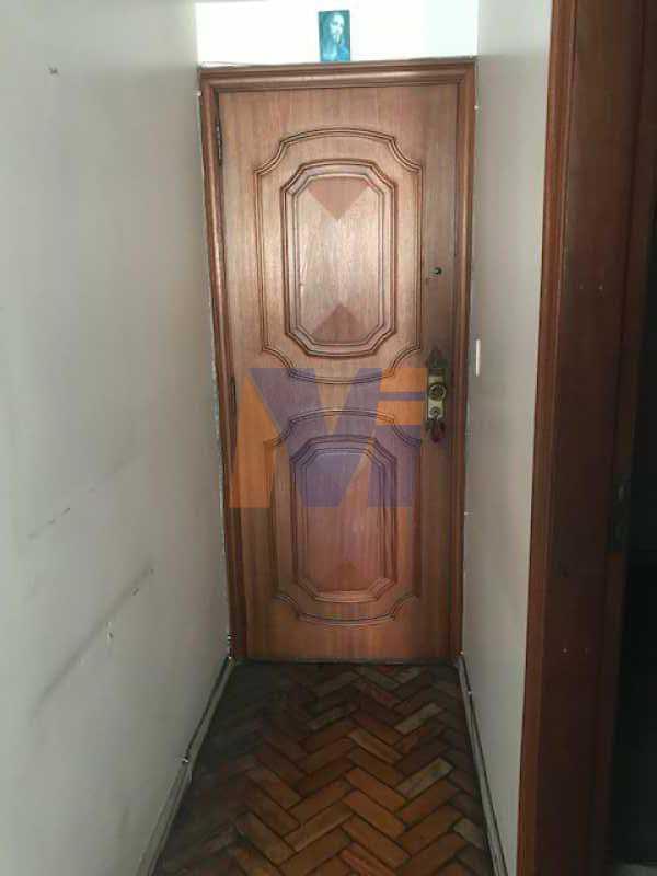 PORTA ENTRADA - Apartamento 2 quartos à venda Tijuca, Rio de Janeiro - R$ 480.000 - PCAP20239 - 7