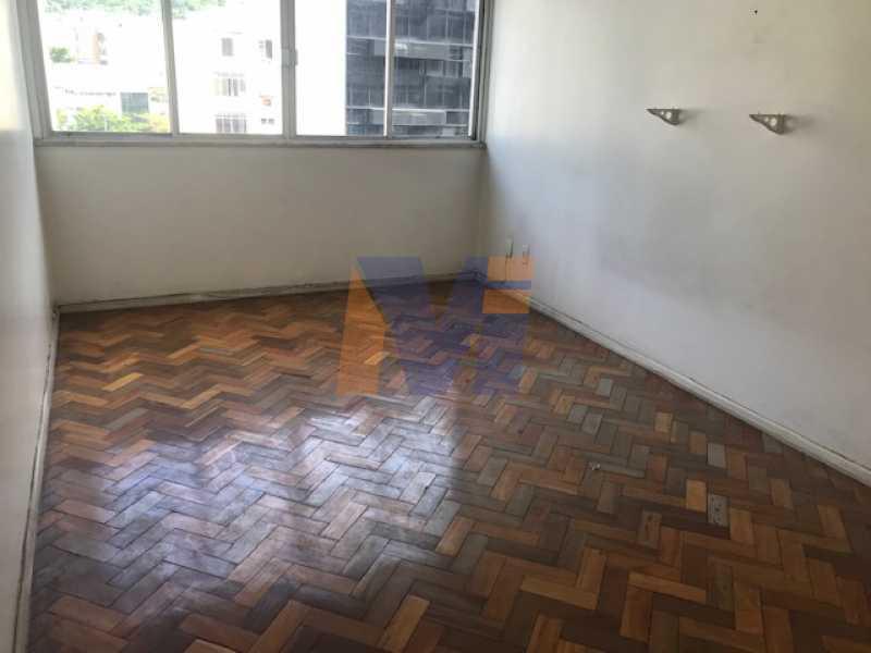 QUARTO - Apartamento 2 quartos à venda Tijuca, Rio de Janeiro - R$ 480.000 - PCAP20239 - 8