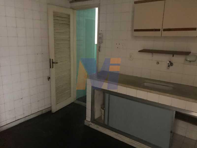 COZINHA - Apartamento 2 quartos à venda Tijuca, Rio de Janeiro - R$ 480.000 - PCAP20239 - 12