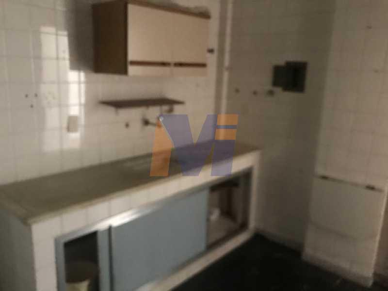 COZINHA BANCADA EM MARMORE - Apartamento 2 quartos à venda Tijuca, Rio de Janeiro - R$ 480.000 - PCAP20239 - 13