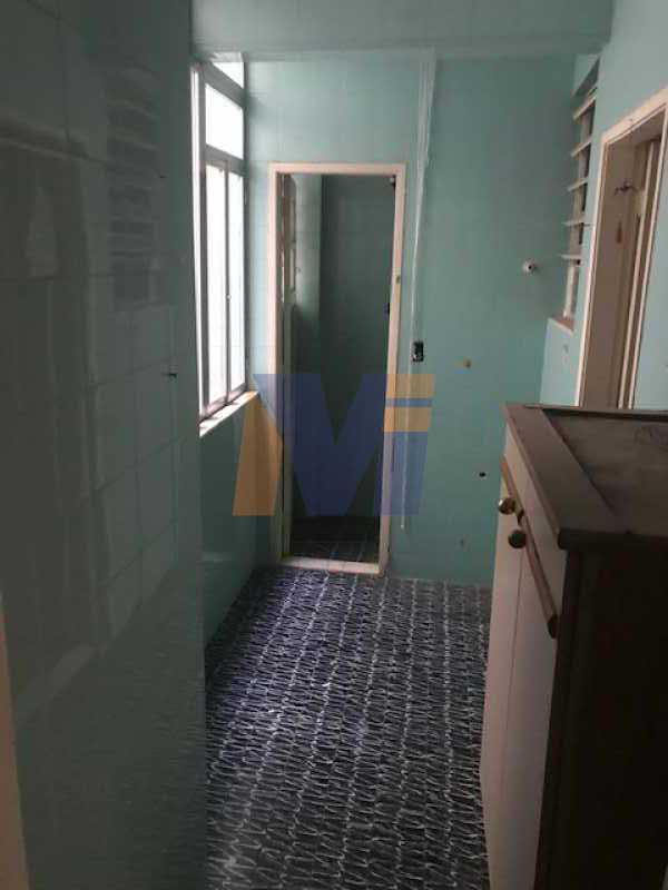 ÁREA DE SERVIÇO - Apartamento 2 quartos à venda Tijuca, Rio de Janeiro - R$ 480.000 - PCAP20239 - 14